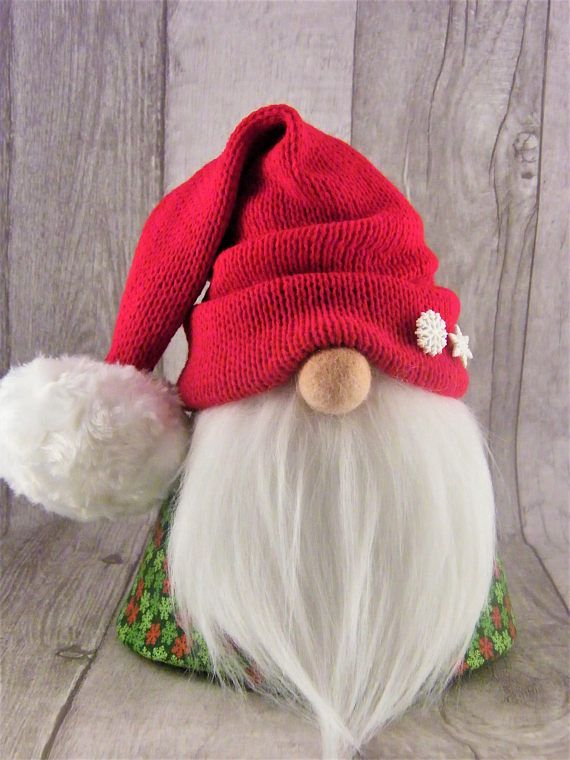 Vilgot Christmas Gnome Tomte Nisse