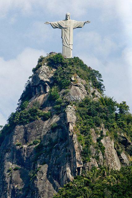 Cristo Redentor (Christ the Redeemer) Rio de Janeiro, Brazil - Foto: Pedro Kirilos