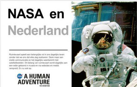 Dé ruimtevaarttentoonstelling van NASA - A Human Adventure