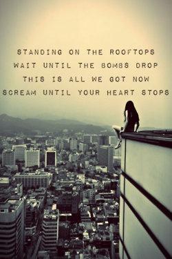 Rooftops - Lost Prophets
