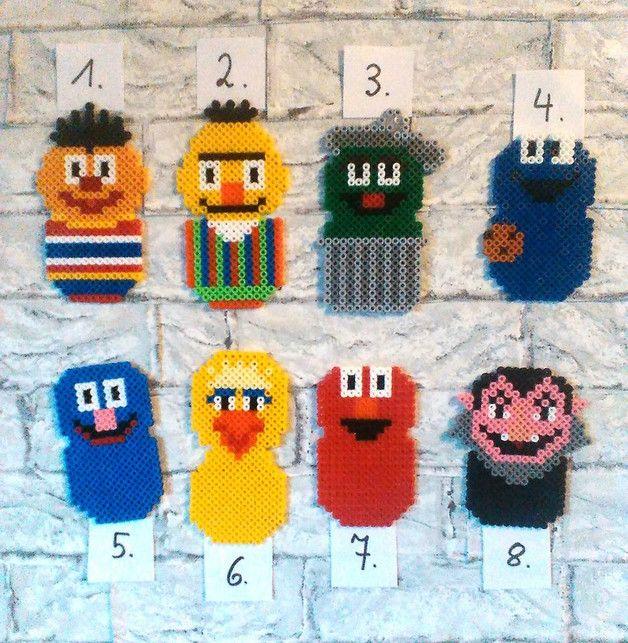 Wandsticker Sesamstrasse zur Auswahl, Ernie Bert