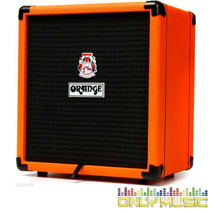 Combo Para Bajo Electrico 25W 8 Pulgadas Orange Crush