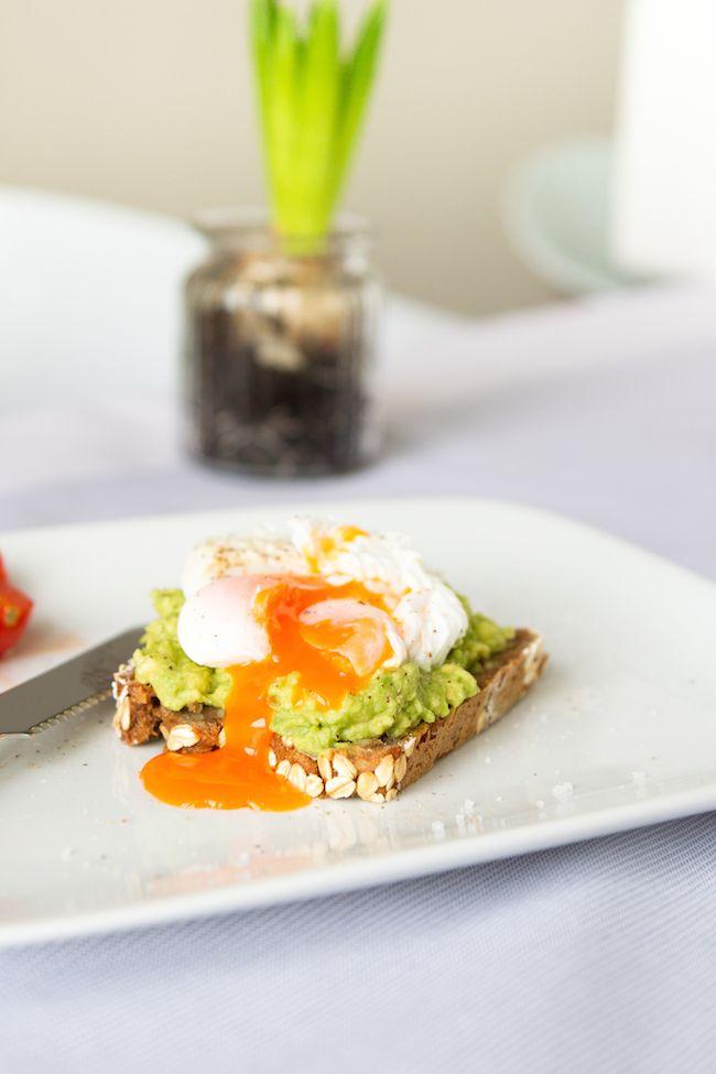 Das perfekte pochierte Ei I The perfect Poached Egg I haseimglueck.de