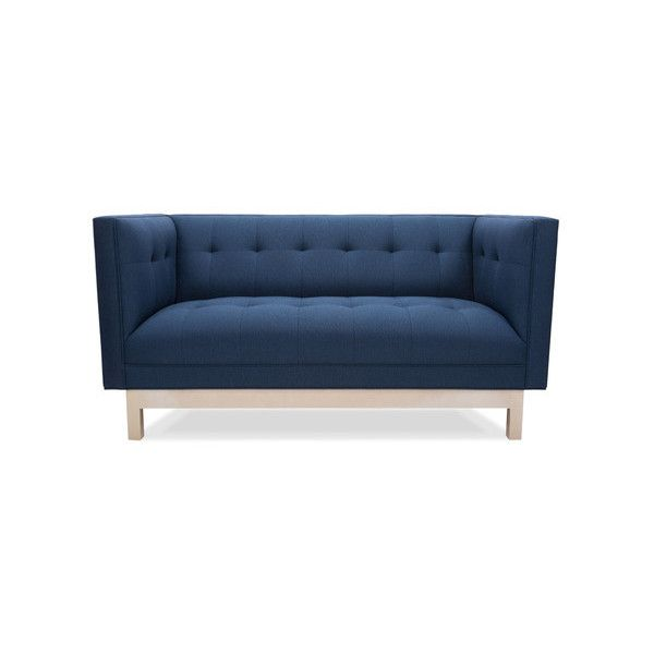 Sofa Beds Nixon Loveseat Thrive Furniture Style Pinterest Mid century Accent decor and Mid century furniture