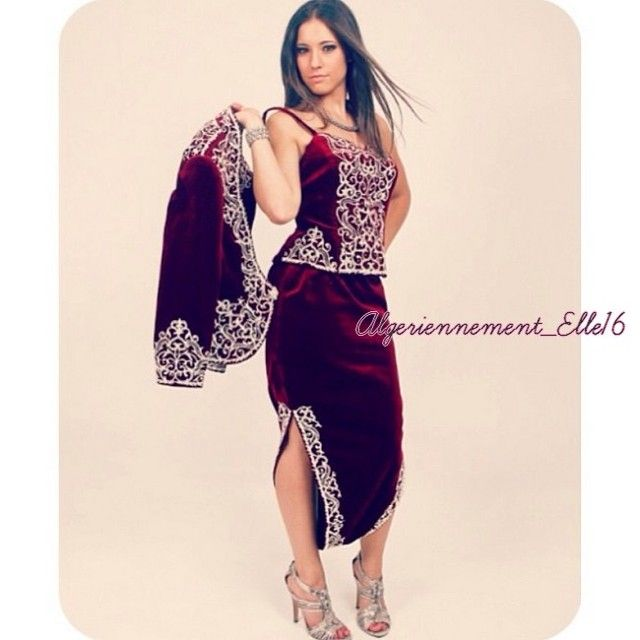 700 Best Images About Karakou Algerois On Pinterest