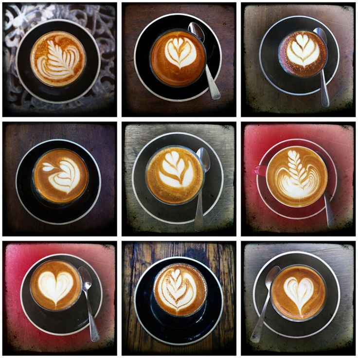 Coffee-montage