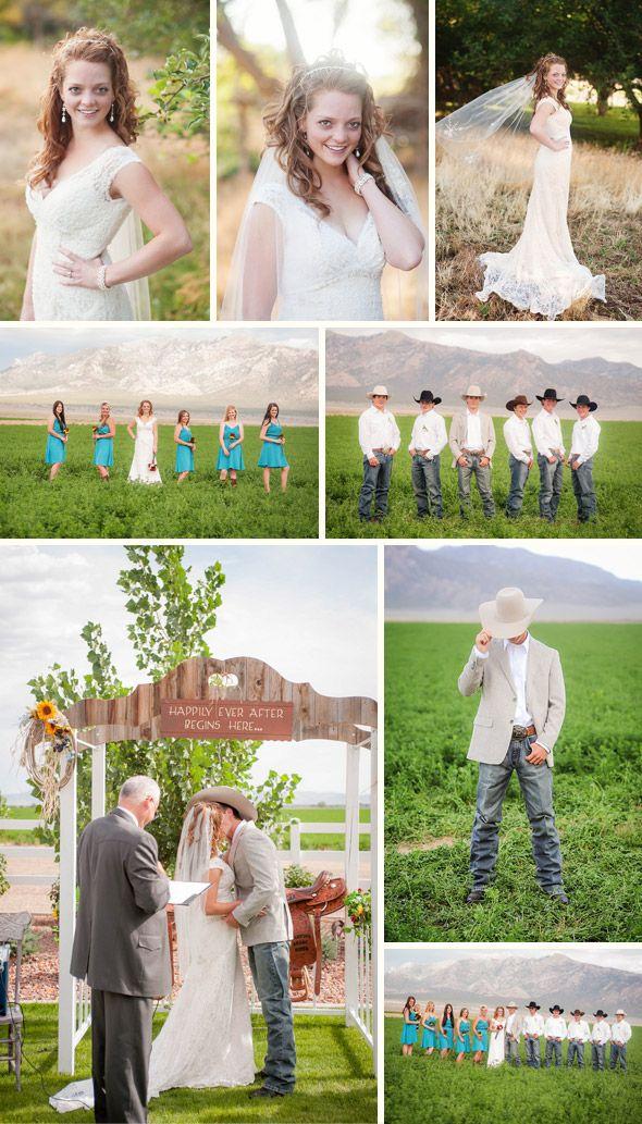 Western Theme Wedding Ideas Cowboy Hats Groomsmencountry Groomsmen Attiregroomsman