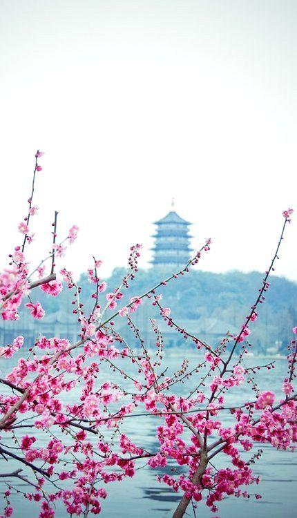 West Lake of Hangzhou, China