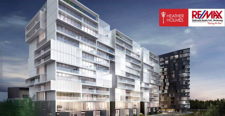 EXCLUSIVE LISTING: Brand new Corktown 1 bedroom + den. 636 sq ft + 85 sq ft balcony. Parking and storage locker included. Contact me for details! | Heather Holmes Toronto Real Estate Agent #LockAndKeyGuarantee