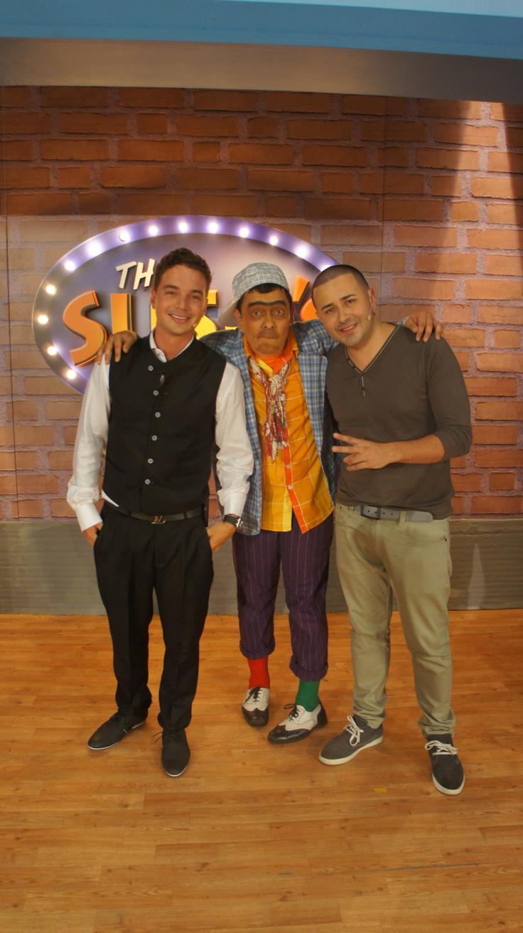 J. Balvin, cantante reguetonero en The Suso's Show.