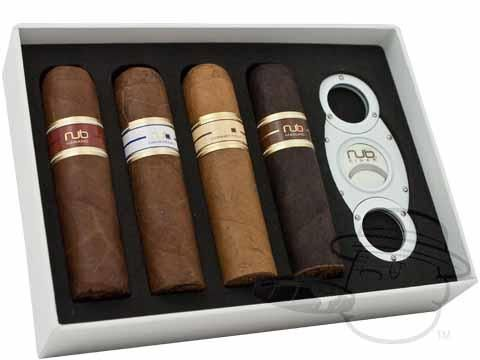 Nub Cigars Variety Sampler w Cutter. This just arrived!
