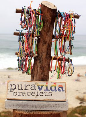 puravida bracelets and charm necklaces. use the code: WAKELAND10 for 10% off!!!