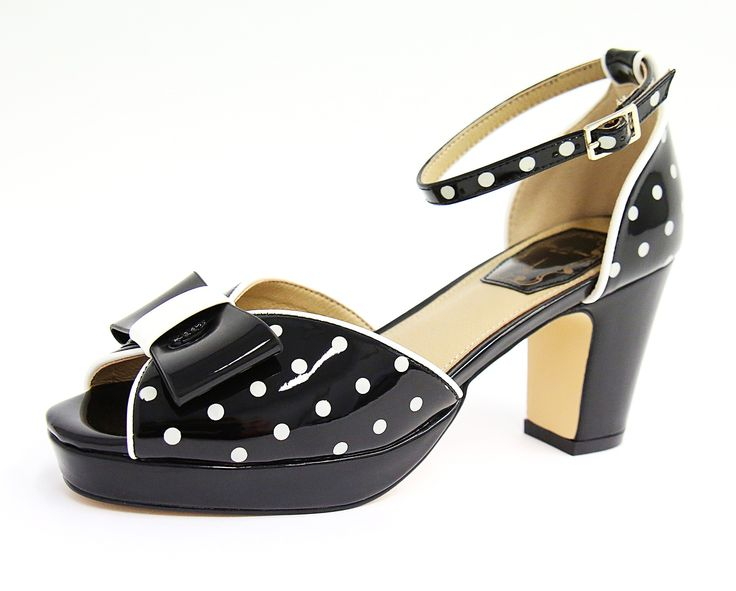 The Fifi Shoe (Black)