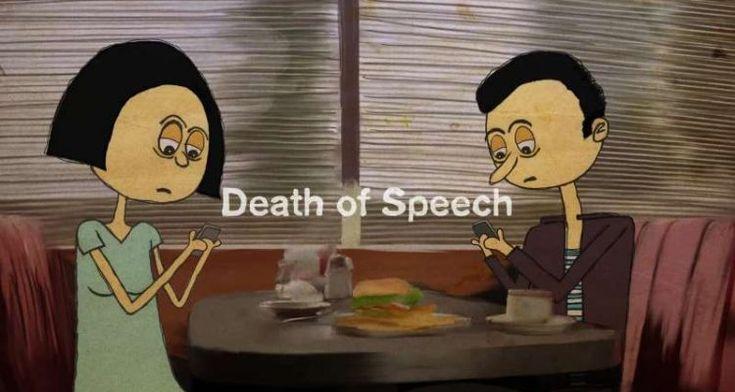 «Ο θάνατος της ομιλίας»: Μια υπέροχη animation ταινία για την επικοινωνία Μια…
