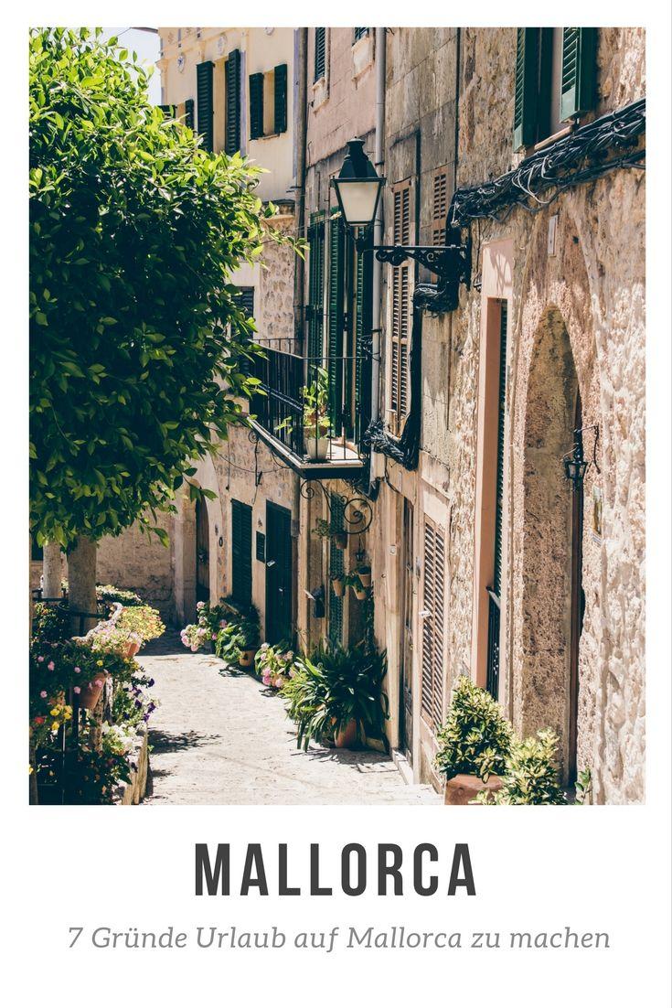 7 Gründe Urlaub auf Mallorca zu machen