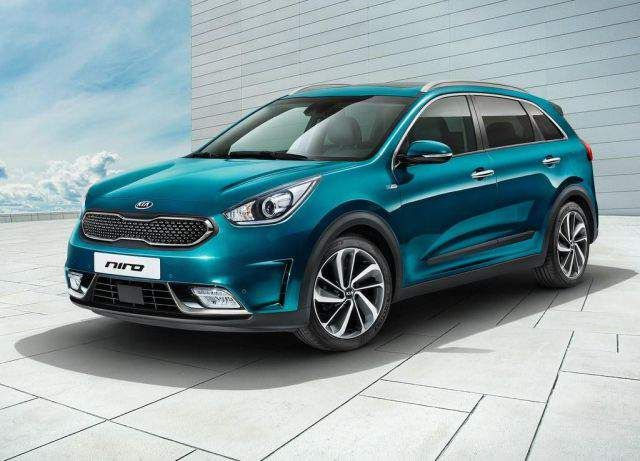 The all-new 2018 Kia Niro is classified as a compact hybrid crossover' SUV. This affordable 4-door, 5-seater front wheel drive car is slightly elevated