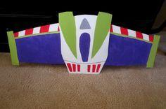 DIY Buzz Lightyear Wings