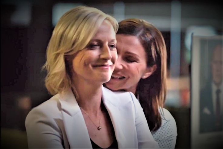 Janet King and Bianca Grieve. The Bianking cutness is never-ending ❤️ Love is Love!