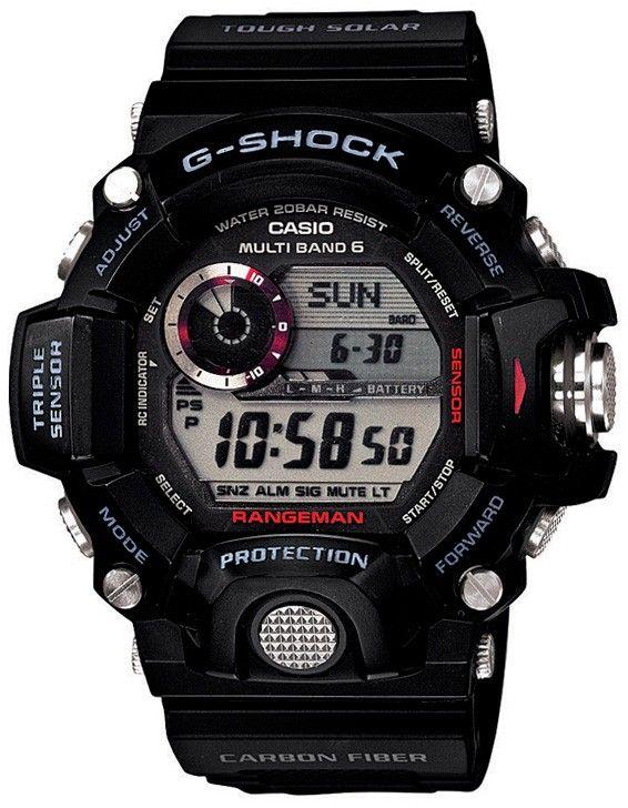 Casio GW-9400-1ER fra Klokker. Om denne nettbutikken: http://nettbutikknytt.no/klokker/