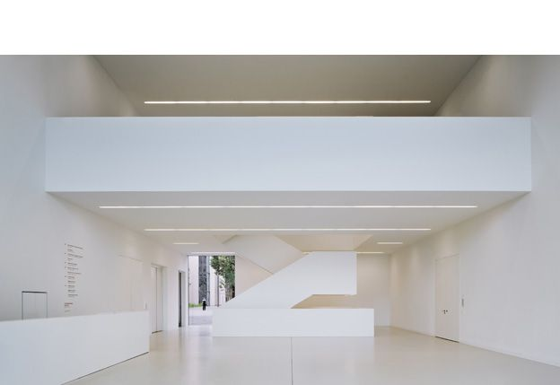 Joel Harris + Volker Kurrle Architekten - Archäologisches Zentrum Berlin