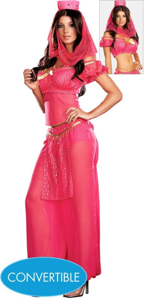genie may k wish costume for women party city - Halloween Stores Oklahoma City