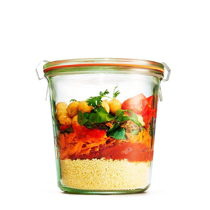 Moroccan Chickpea Soup - Shape.com