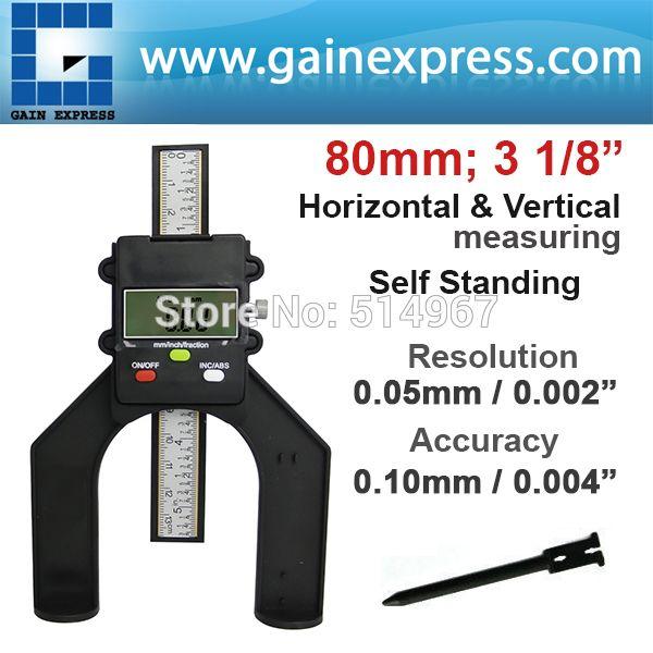 $24.90 (Buy here: https://alitems.com/g/1e8d114494ebda23ff8b16525dc3e8/?i=5&ulp=https%3A%2F%2Fwww.aliexpress.com%2Fitem%2FSelf-Standing-Trend-Digital-Router-Depth-Gauge-with-Magnetic-Feet-and-Flat-back-80mm-3-1%2F735645444.html ) Self Standing Trend Digital Router / Depth Gauge with Magnetic Feet and Flat back 80mm ( 3 1/8 inch) Range for just $24.90