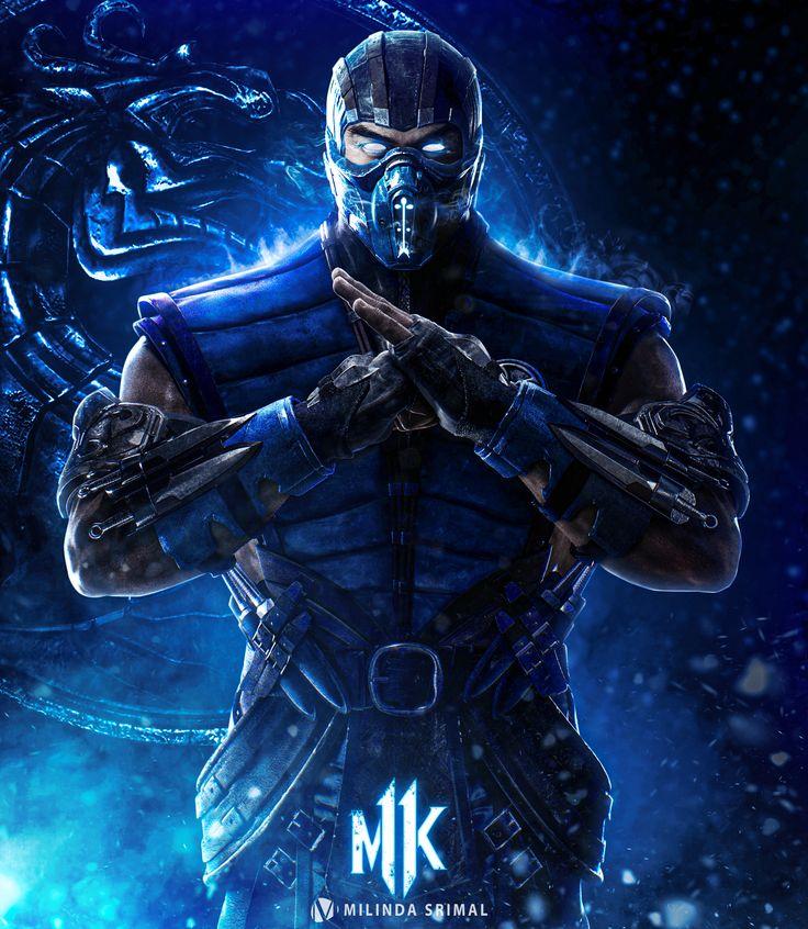 Mortal kombat movie sub zero mortal kombat movie