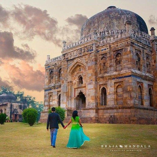 Beautiful PreWedding Location In Delhi