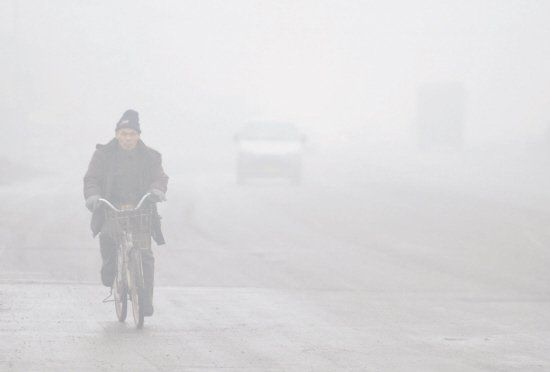 Airpocalypse now: China pollution reaching record levels | World news | The Guardian