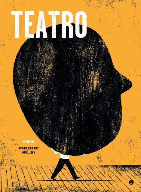Atividário Teatro // É lançado amanhã - Dia 28 de Março - no Teatro Maria Matos, mas também no Teatro Rivoli, no Porto.   http://www.pato-logico.com/os-lancamentos-do-atividario-teatro/