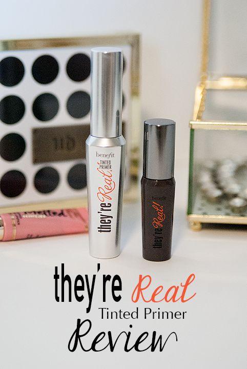 They're Real Tinted Eyelash Primer