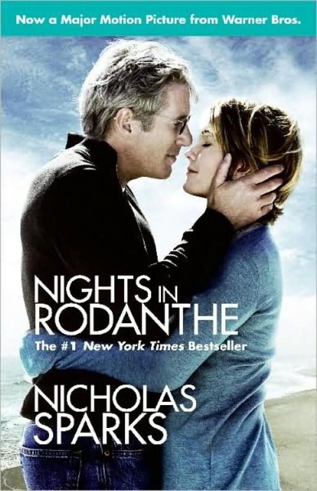Your Quickie Guide to Every Nicholas Sparks Book: 2002 - 'Nights is Rodanthe'