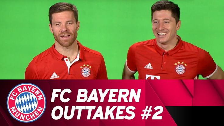 FC Bayern Christmas Song | Outtakes #2 - YouTube