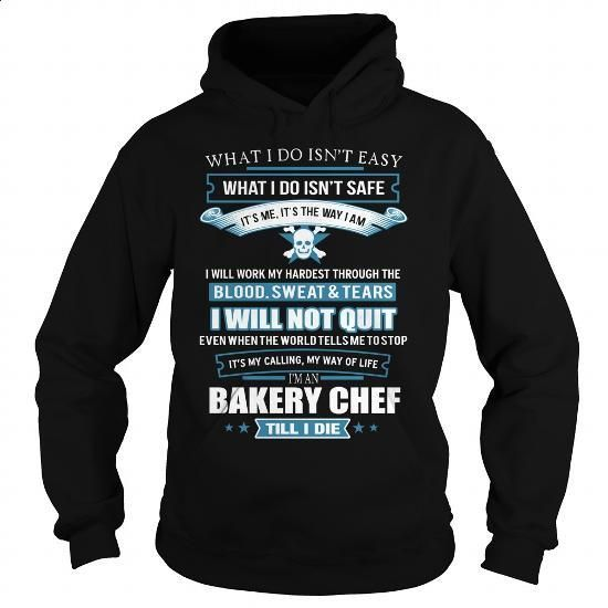 BAKERY-CHEF #clothing #T-Shirts. MORE INFO => https://www.sunfrog.com/LifeStyle/BAKERY-CHEF-Black-Hoodie.html?60505