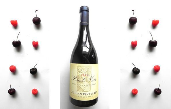 Lothian Vineyards Pinot Noir | Pairing suggestion: Duck with Chocolate Cherry Sauce