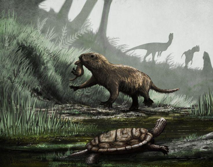 Kayenta Formation rush hour: Dilophosaurus, Kayentatherium, Kayentachelys, £20.00