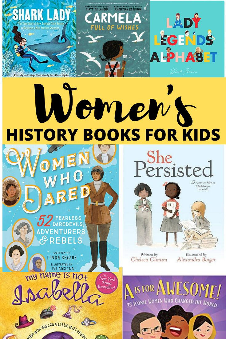 10 must read womens history books for kids in 2020