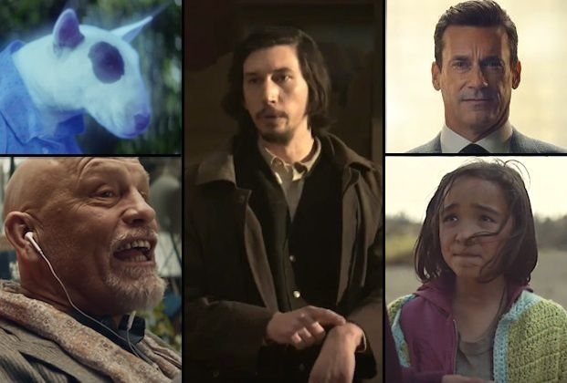 In case you missed them here are The Very Best (and Worst) Super Bowl Commercials http://tvline.com/2017/02/05/best-super-bowl-commercials-worst-michelin-kia-hr-block/