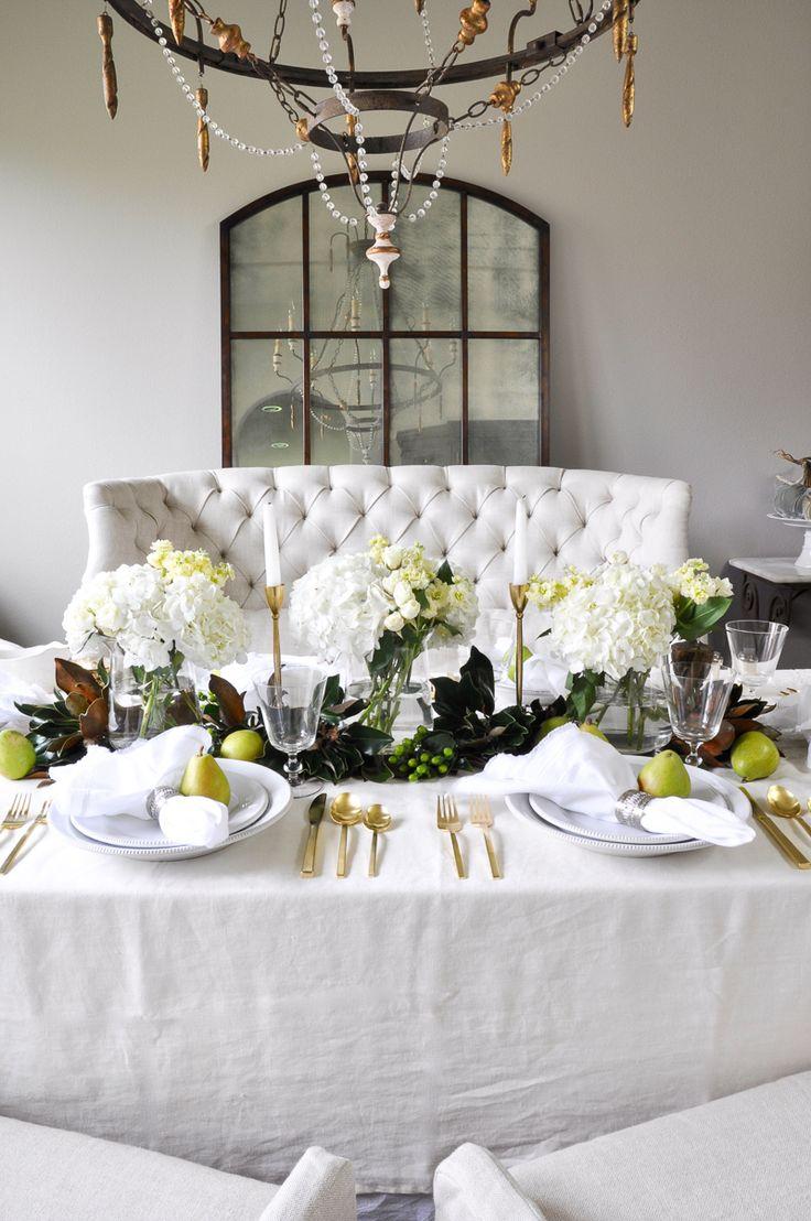 An Elegant Thanksgiving Table