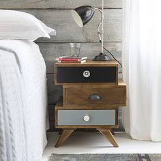 milligan retro chest of drawers by atkin and thyme   notonthehighstreet.com