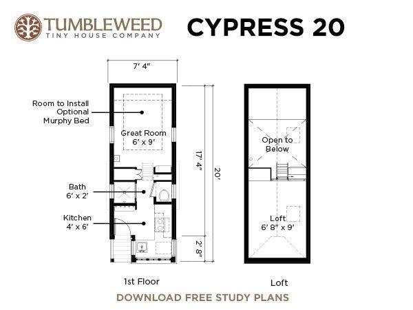 Tiny House Floor Plans Trailer 76 best tiny house floor plans - trailers images on pinterest