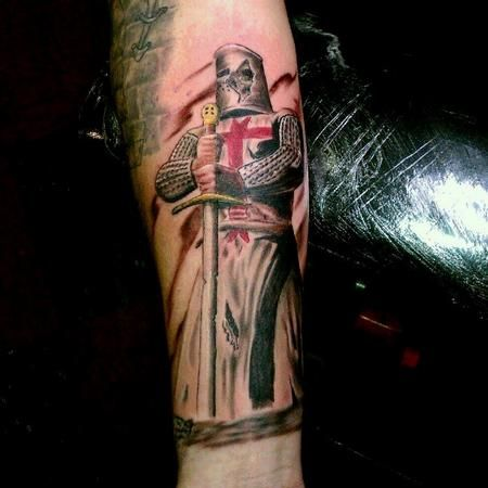 templar knight tattoo ink pinterest knights templar knight tattoo and knight. Black Bedroom Furniture Sets. Home Design Ideas