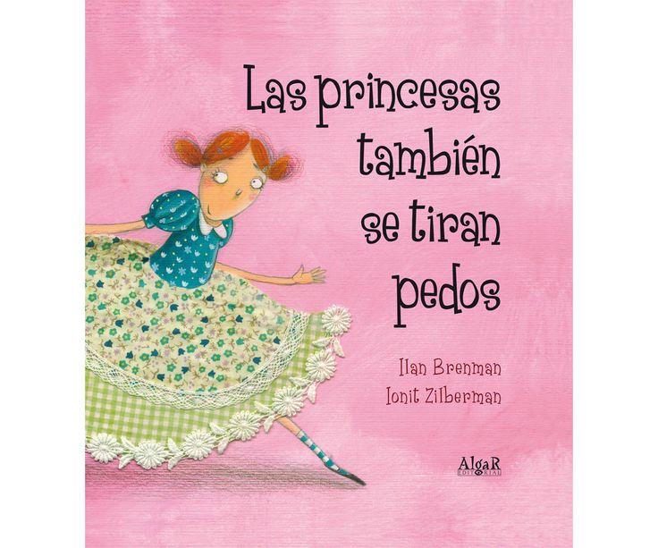 Princesas También se Tiran Pedos