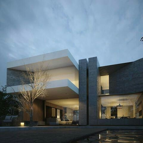 Modern Architecture Villas 257 best top modern villas images on pinterest | architecture