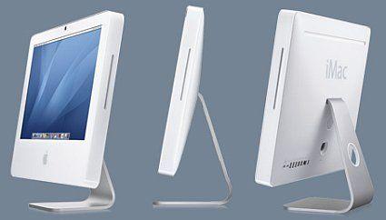 My first iMac G5.