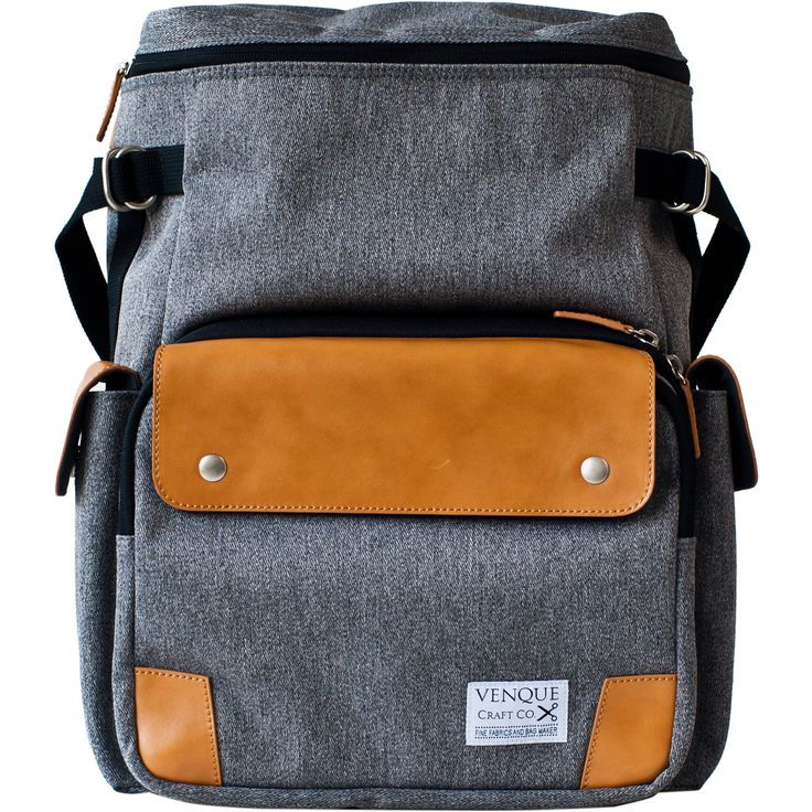 Venque CamPro Camera Backpack (Gray)                                                                                                                                                                                 More