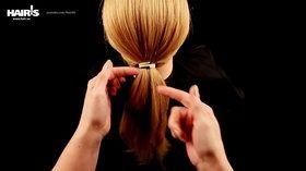 Видеоурок - Спиральная коса «Змейка» (мастер-класс)