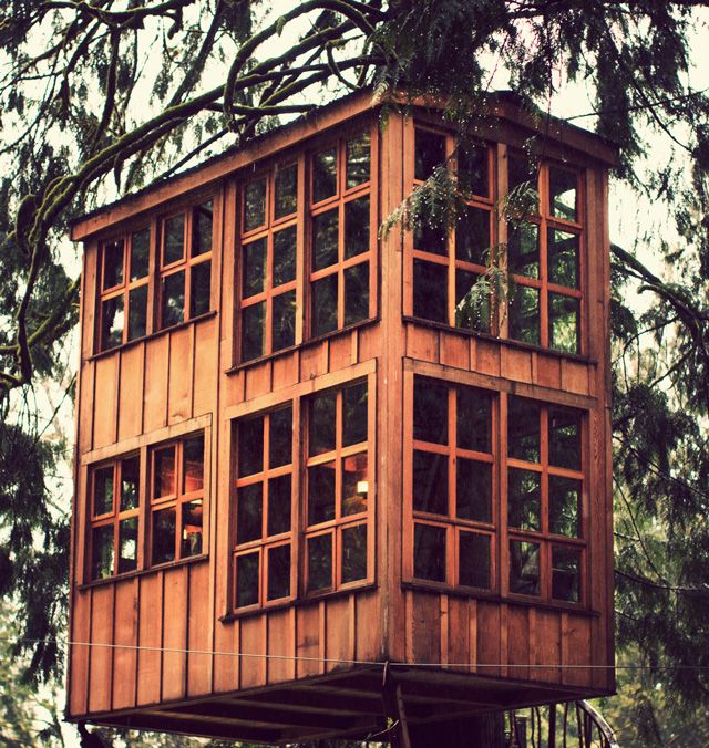 Treehouse Masters Treehouse Point