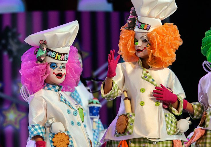 Grupo Mascarada Carnaval: Nuevos aires en la Murga infantil El Cabito